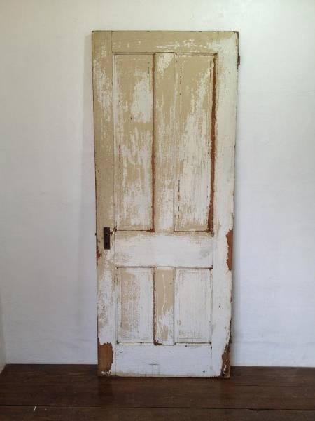 アンティークドア扉アメリカシャビー建具貴重 インテリア 雑貨 家具 Antique door ¥105000yen 〆04月27日