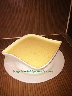 Sütlü Bal Kabağı Çorbası
