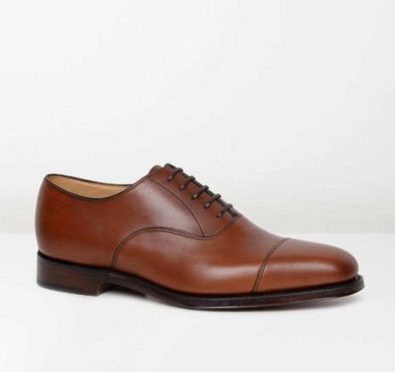 With all the leather trimmings, the Loake Aldwych is a