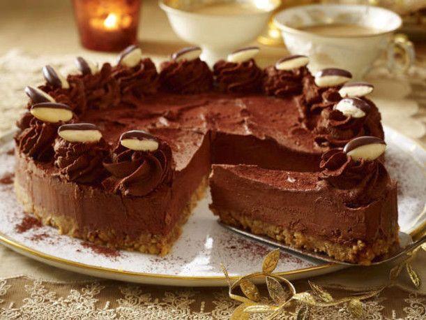 Unser beliebtes Rezept für Spekulatius-Schoko-Torte und mehr als 55.000 weitere kostenlose Rezepte auf LECKER.de.
