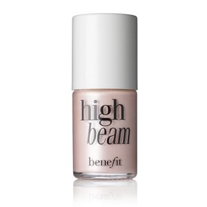 High Beam> Benefit Cosmetics  For a dewy cheek highlighter I love this product