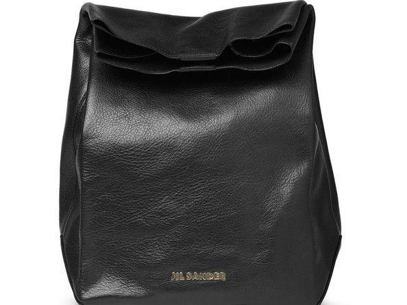 Designer lunch bags? I think so!