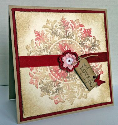 Laura's Creative Moments: With love & caring ... Stampin' Up card direct link