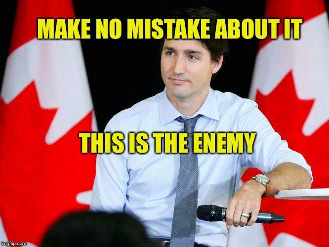 Canada's Shame