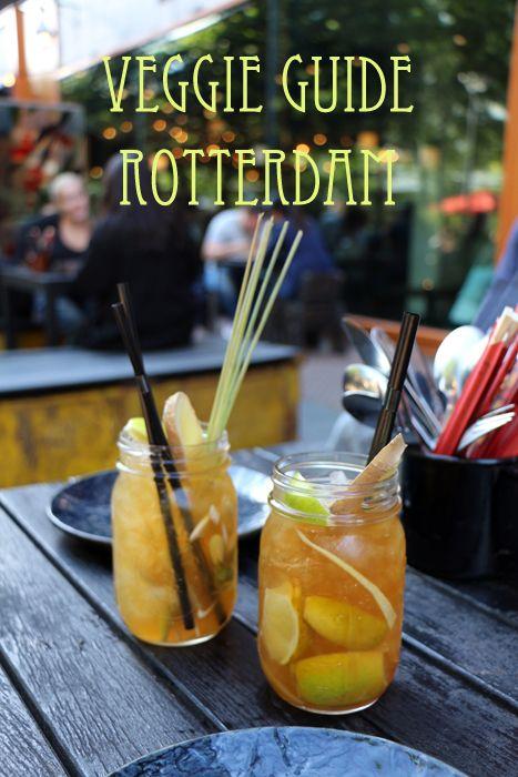 Veggie / Vegan Guide Rotterdam - best places to eat in Rotterdam!