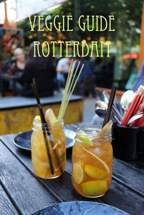 Veggie / Vegan Guide Rotterdam - best places to eat in Rotterdam!