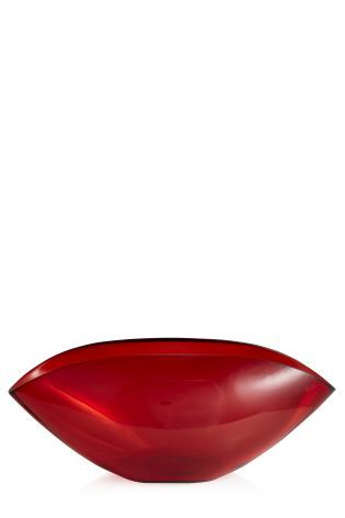 Buy Curved Glass Bowl from the Next UK online shop