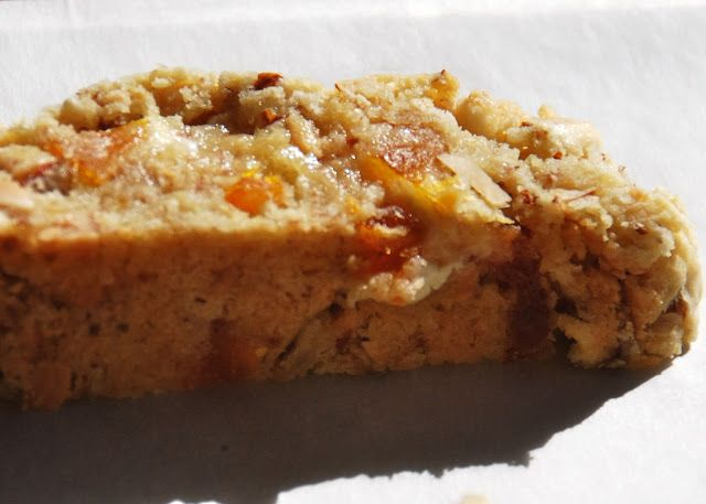 Cooking with Larue: Almond-Apricot Biscotti
