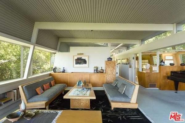 Photos: Historic Rudolph Schindler House For Sale In Studio City: LAist