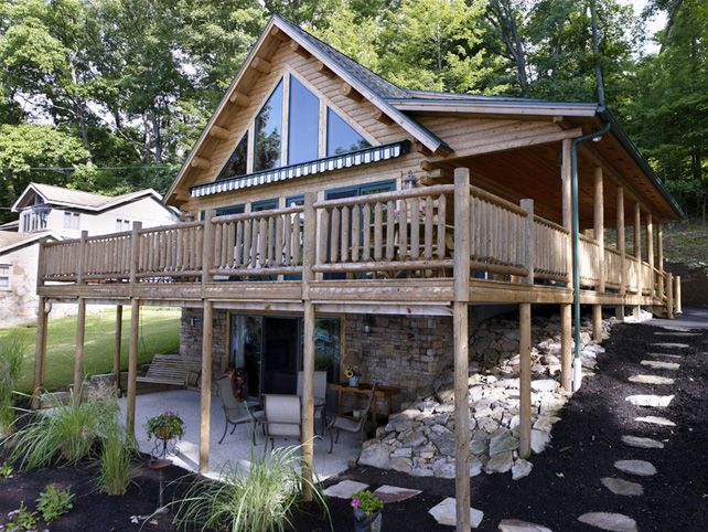 small cedar home plans. Showcase Log Homes  Kodiak 03203 28 best Katahdin Home Exteriors images on Pinterest Cedar