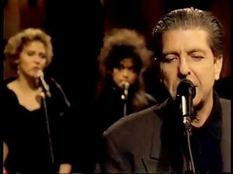Leonard Cohen - Tower of Song (Live, Sunday Night 1989)