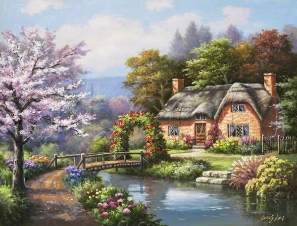 SungKim-Spring Creek Cottage