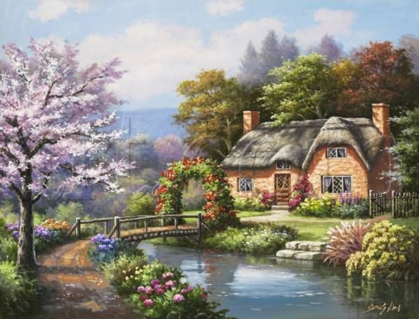 SungKim-Spring Creek Cottage
