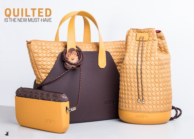 QUILTED IS THE NEW MUST-HAVE! Design by E.Magenta