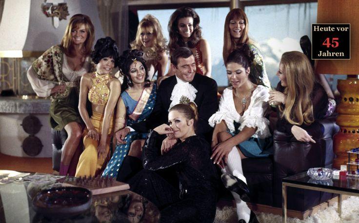 """Der Agent will heiraten, erkennt seine Schwächen und möchte den Job hinschmeissen –so menschlich war James Bond noch nie. Vor 45 Jahren kam """"Im Geheimdienst Ihrer Majestät"""" in die Kinos."""