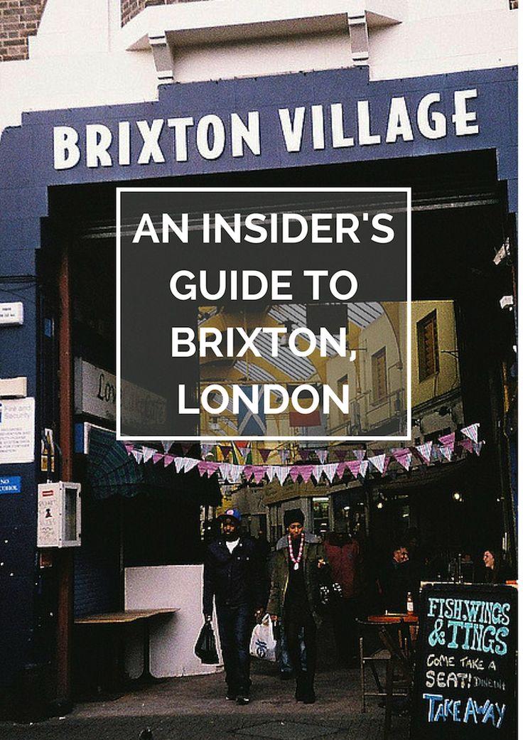 An Insider's Guide to Brixton #kidandcoe #bringthekids