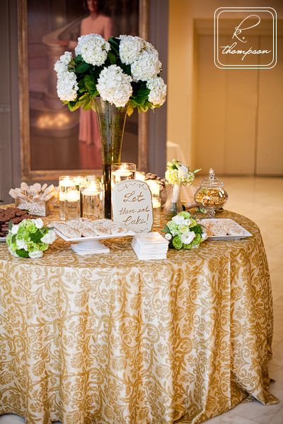 Since candy bars and dessert stations became really popular a few years ago, we've seen a bunch of variations on the theme.  My favorite details at any wedding are the DIY personalized touches that give a sense of character to the party.  At two recent weddings, we set up these fantastic dessert tables and I …