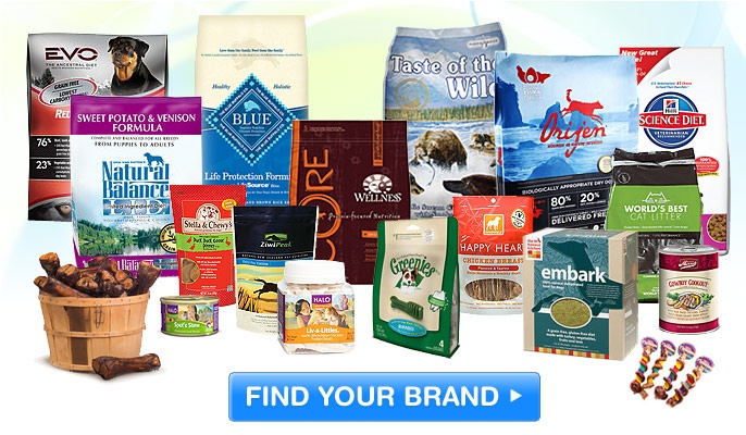 Dog and Cat Food, Treats, and Supplies | Free Shipping at Chewy.com ~ price checked by Dr. Jon with PetPlace and found to be the most economic!
