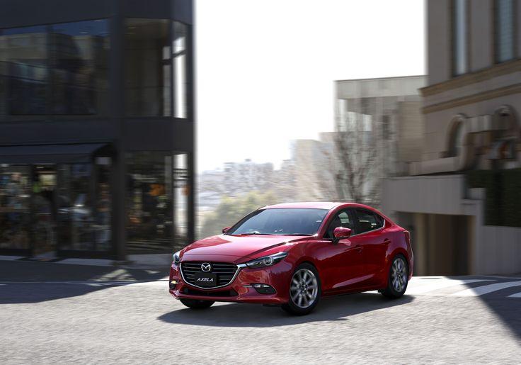 マツダアクセラ/ Mazda3