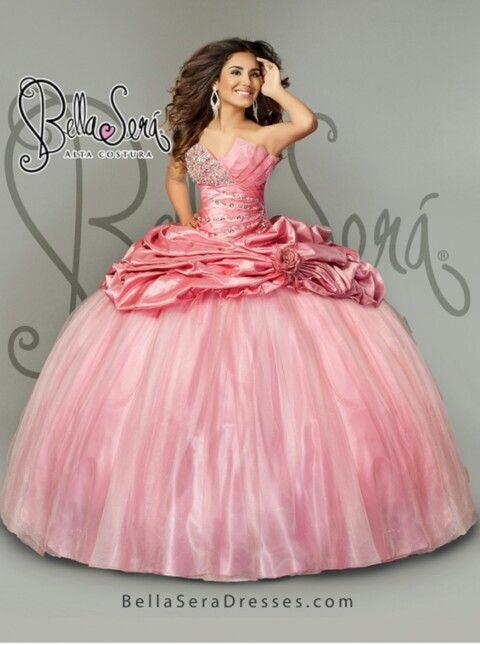 Mejores 28 imágenes de Quinceanera dress en Pinterest | Quinceanera ...