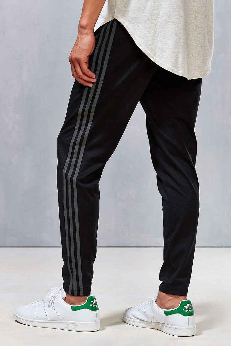 Bilderesultat for adidas fashion photo pants grey stripes