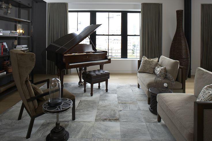 Living Room #tribeca