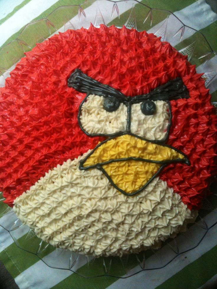 How To Make Bird Cake