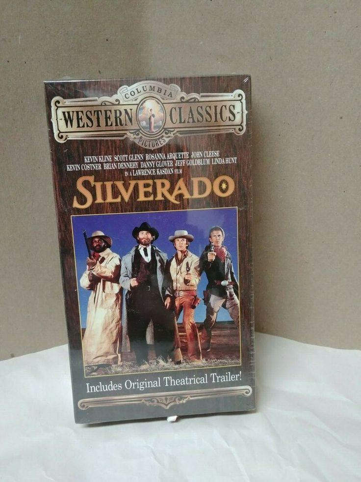 Silverado (VHS, 1997, Includes theatrical trailer
