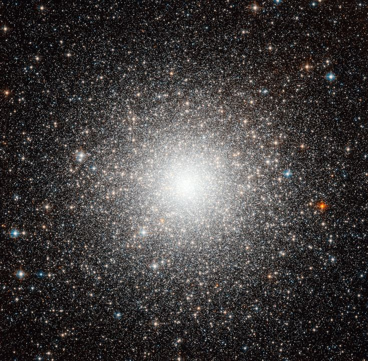 First globular cluster outside the Milky Way | ESA/Hubble