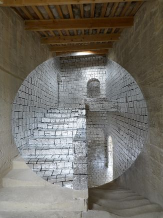 georges Rousse - actualites - recent exhibitions