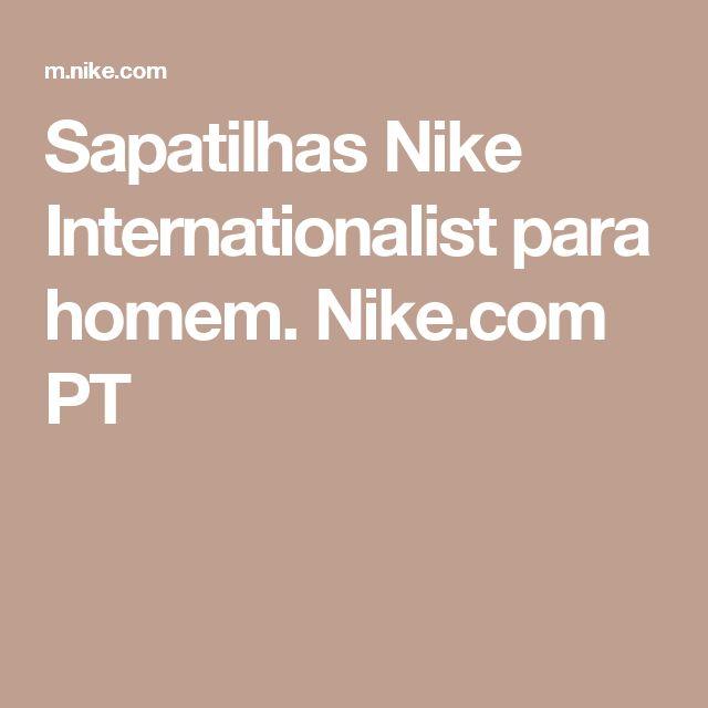 Sapatilhas Nike Internationalist para homem. Nike.com PT