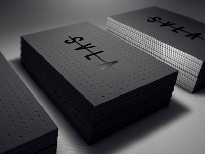 S V L A Bussiness Card © Michael Sevilla