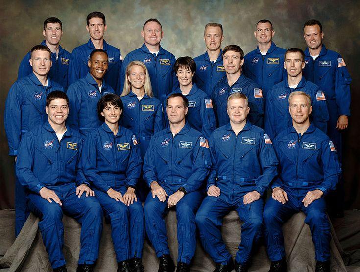 NASA astronaut group shot