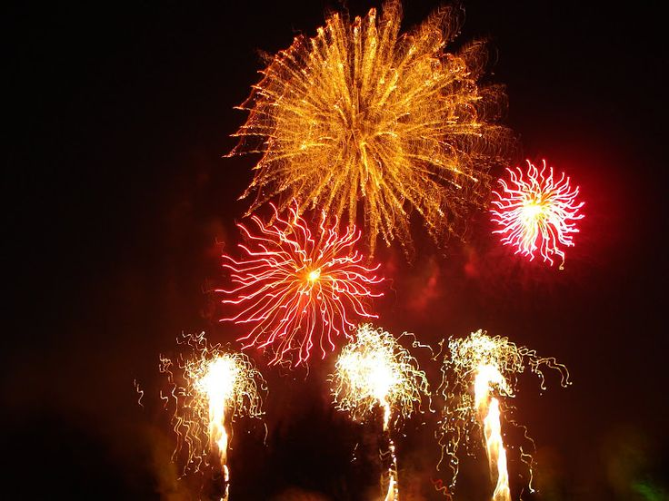 Battersea Fireworks Display