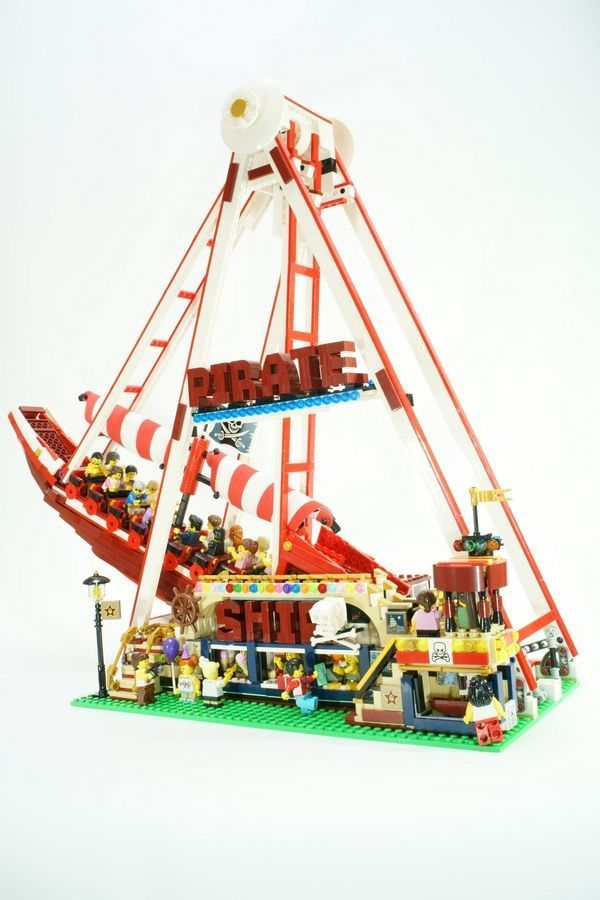 Product Ideas Pirate Ship Lego RideBuilding E2IWH9DYe