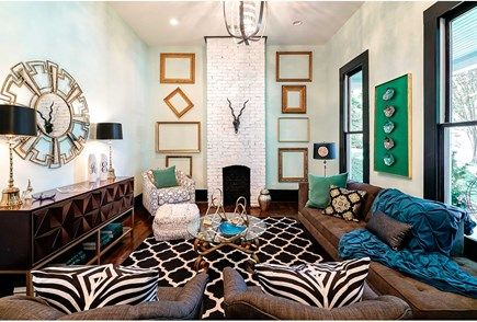18 Ways to Update An Old Home, According to Kortney Wilson