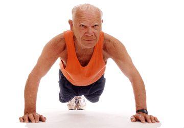 Il trucco per invecchiare bene