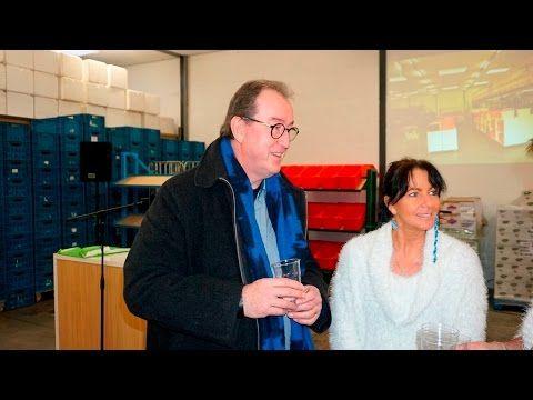 Receptie Voedselbank Zeeuws - Vlaanderen toespraak burgemeester Jan Lonink
