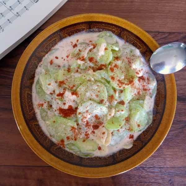 uborka salata