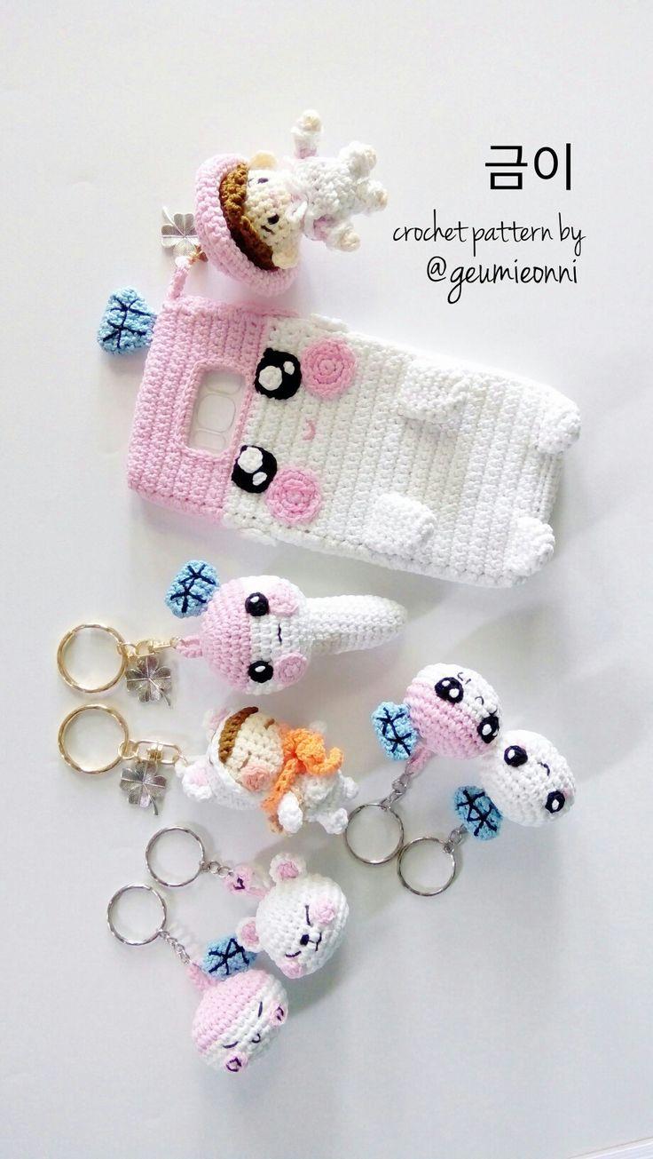 38 best crochet images on Pinterest   Patrones de ganchillo, Punto ...