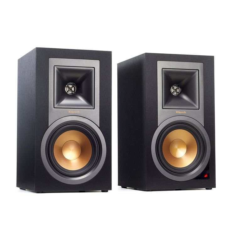 Klipsch R-15PM Powered Monitor Speakers with Bluetooth (Pair)   The R-15PM powered monitors deliver room-filling sound without taking up much space. This highly Read  more http://themarketplacespot.com/klipsch-r-15pm-powered-monitor-speakers-with-bluetooth-pair/