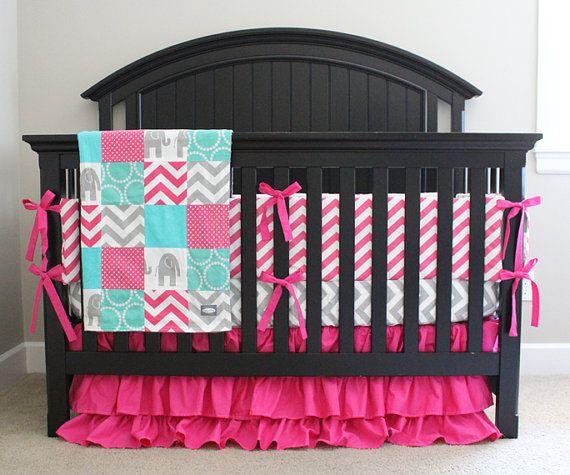1000+ Ideas About Ruffled Crib Skirts On Pinterest