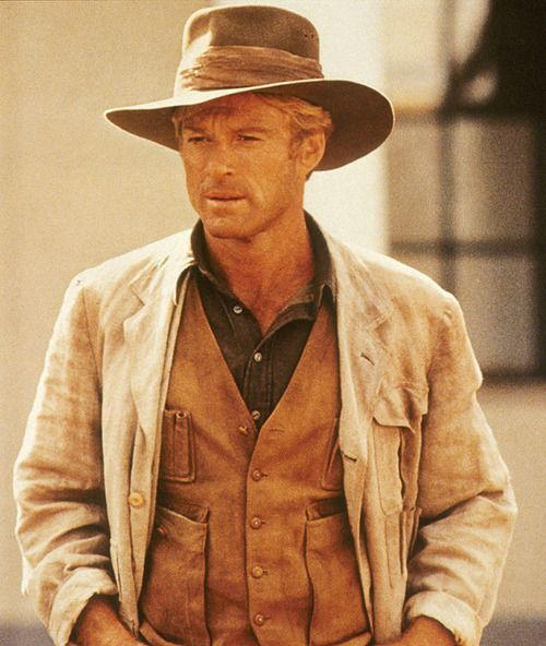 Rain or Sun Dance: Robert Redford in Out of Africa