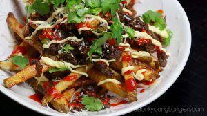 Bulgogi Kimchi Fries Recipe and Video