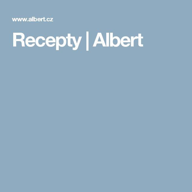 Recepty | Albert