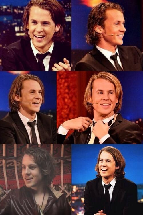Ylvis, Bård Ylvisåker  - collage