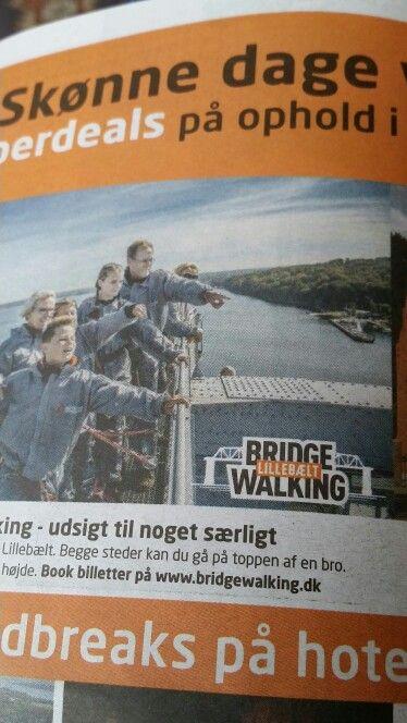 Bridgewalking Middelfart
