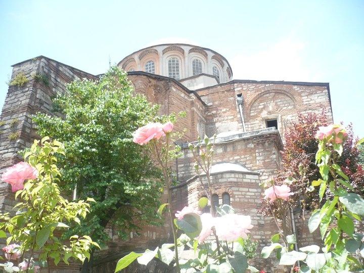 Chora Museum, Istanbul Turkey