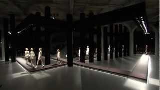 www.fashion2dream PRADA SPRING/SUMMER 2013 #Fashion SHOW, via YouTube.