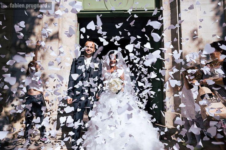 Mariage de Stéphane & Lenka à l'église de Saint-Zacharie